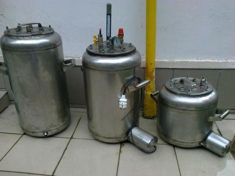 Автоклав бытовой для домашнего консервирования от (NIKOLNERJ) купить в Киеве Одесе