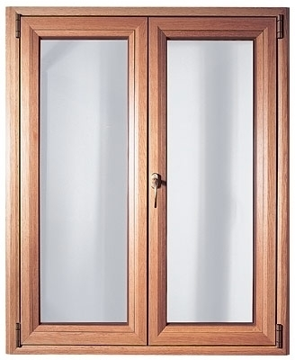 Вікно соснове євробрус