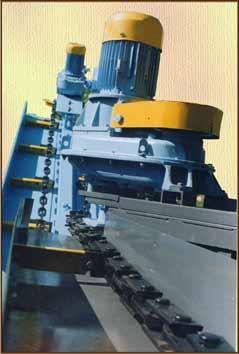 Цепи общего назначения для замены рабочего контура конвейеров КСГ-7 (ТСН-160)