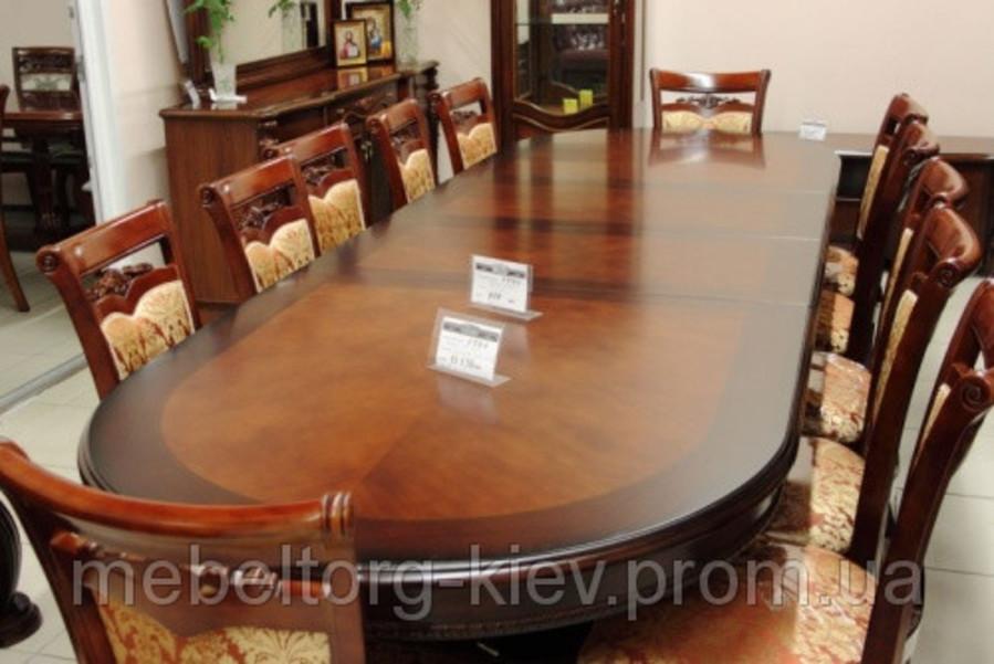 Большой обеденный стол, JF-809, стол раскладной
